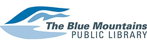 logo for The Blue Mountains Public Library