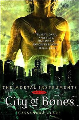 #2 City Of Bones by Cassandra Clare