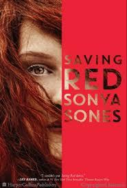#4. Saving Red By Sonya Sones