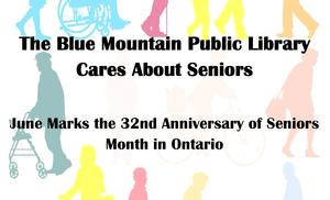 June marks the 32nd anniversary of Seniors' Month