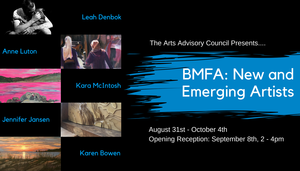 BMFA: New and Emerging Artists