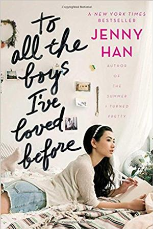 #3. To All The Boys I've Loved Before By Jenny Han