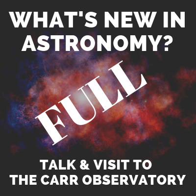 Whats 's Happening in Astronomy - with the RASC