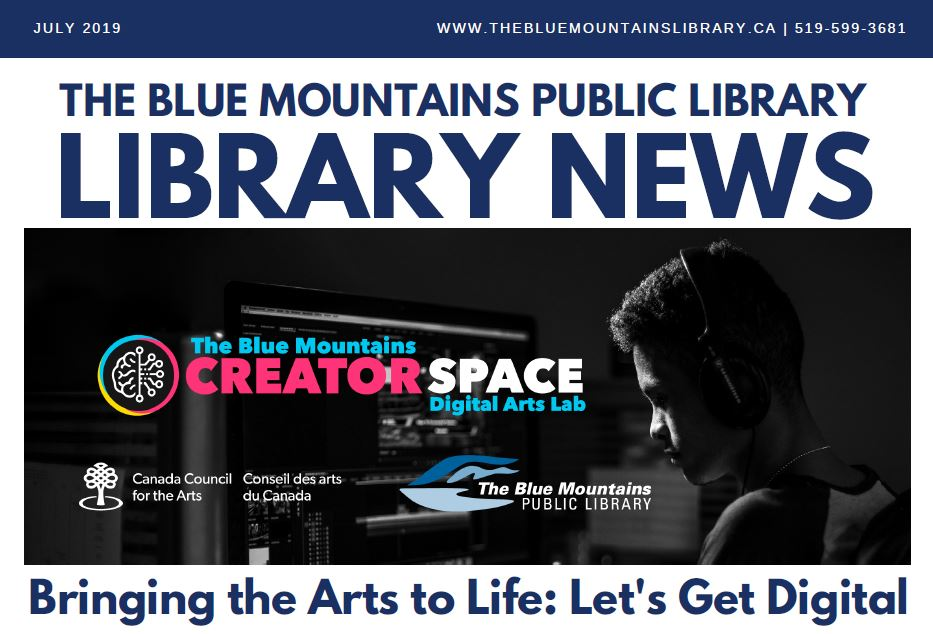 Library News, July 2019