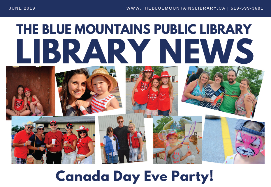 Library News, June 2019